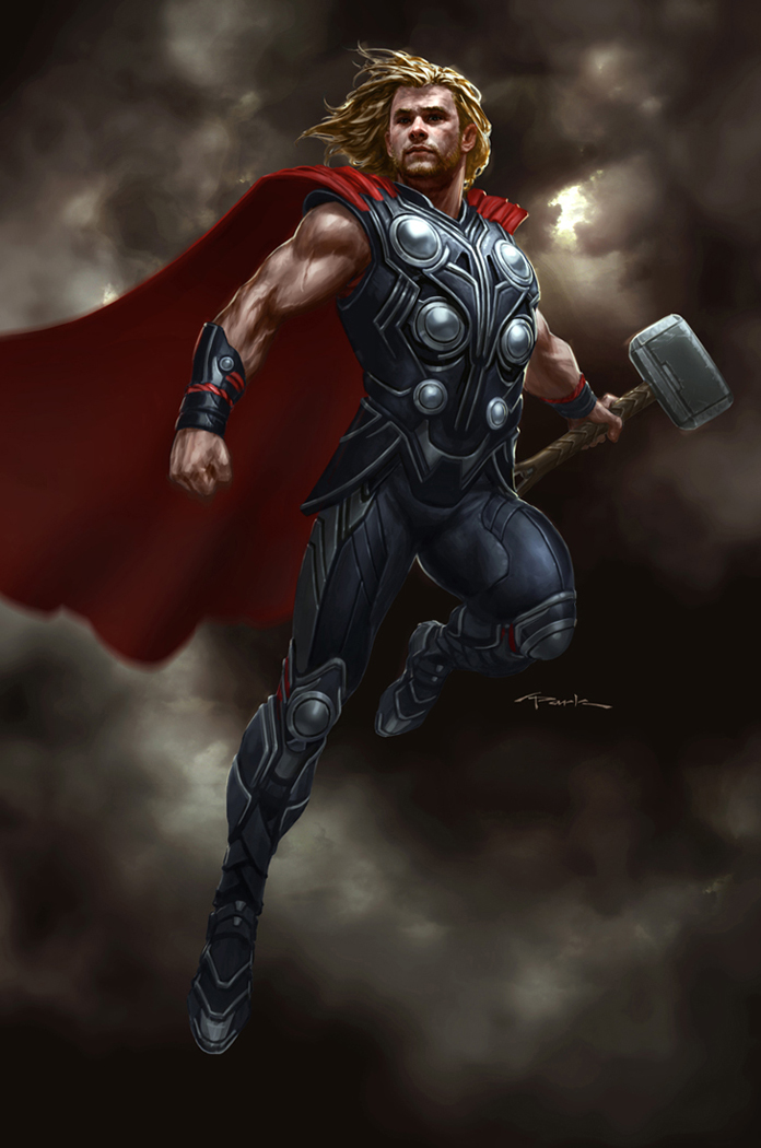the avengers thor - photo #20