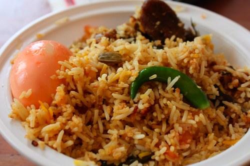 burmese biryani rice