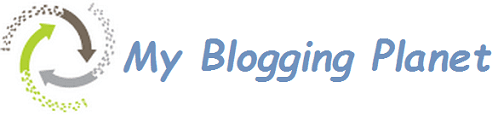 My Blogging Planet