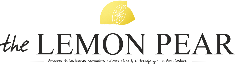 Cabecera Magazine The Lemon Pear, Amantes de las buenas costumbres, adictas al café, al trabajo y a la Alta Costura