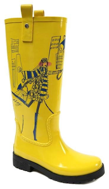 Rain Boots Dkny