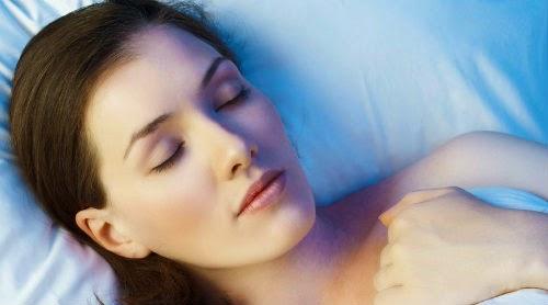 belleza y dormir