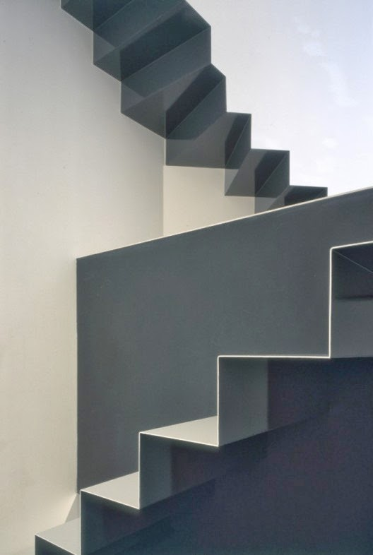 modern stairs designs by Alphaville Architects