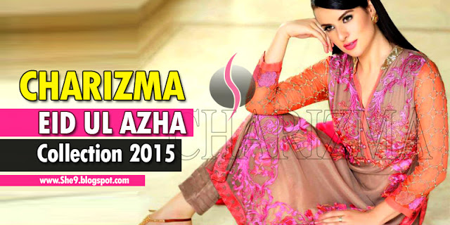 Charizma Latest Eid Collection