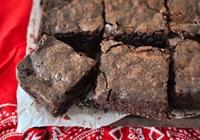 receita de brownie simples