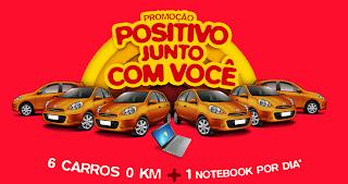 """Promoção """"POSITIVO JUNTO COM VOCÊ"""""""