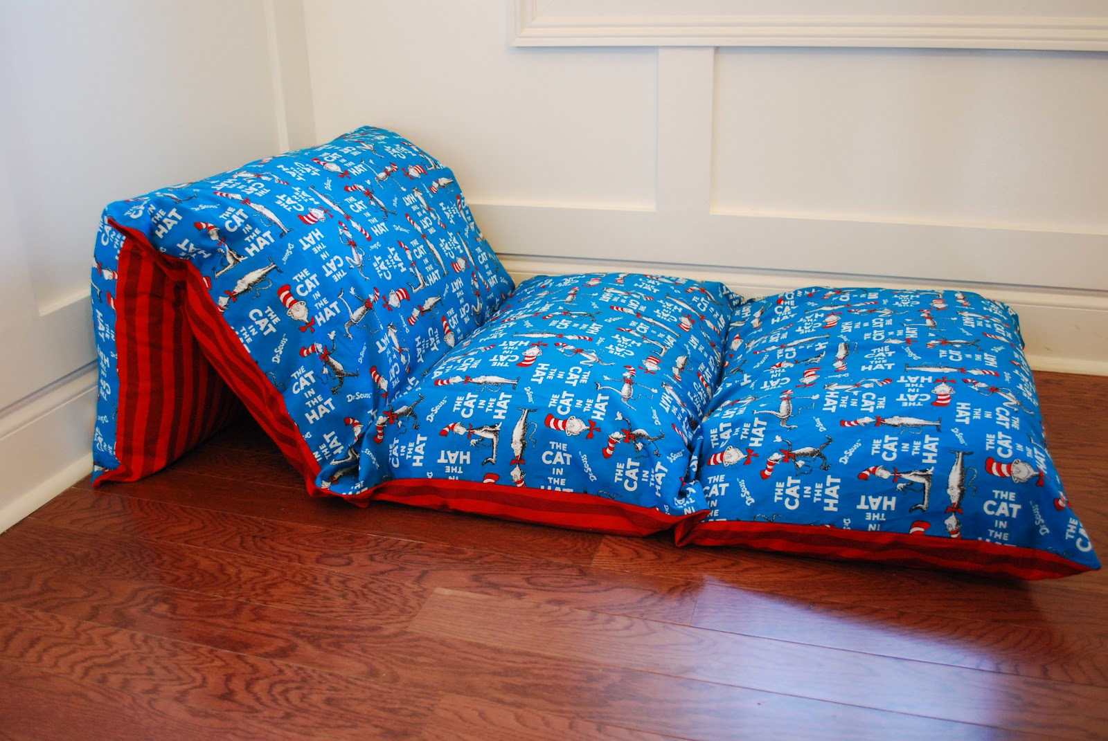 Sew Sweet Cottage Dr Seuss Pillow Beds