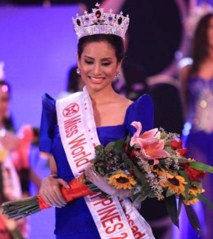 Queeneerich Rehman Miss World 2012 Philippines