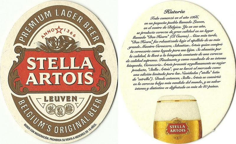 The Beer Collector Stella Artois