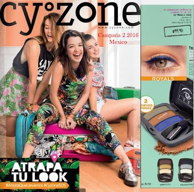 cyzone MX campaña 2 2016