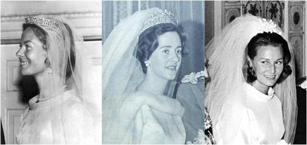 The Royal Order of Sartorial Splendor: Wedding Wednesday: Brides ...