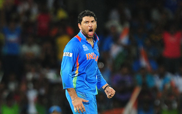 Yuvraj Singh ready to fire again
