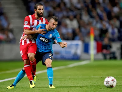 Video Porto Vs Atletico Madrid Hasil Liga Champions 2 Oktober 2013