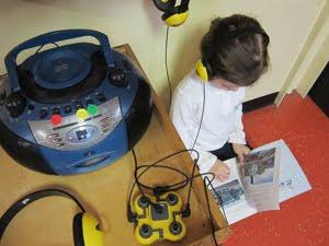 Pre-K: Audiobooks