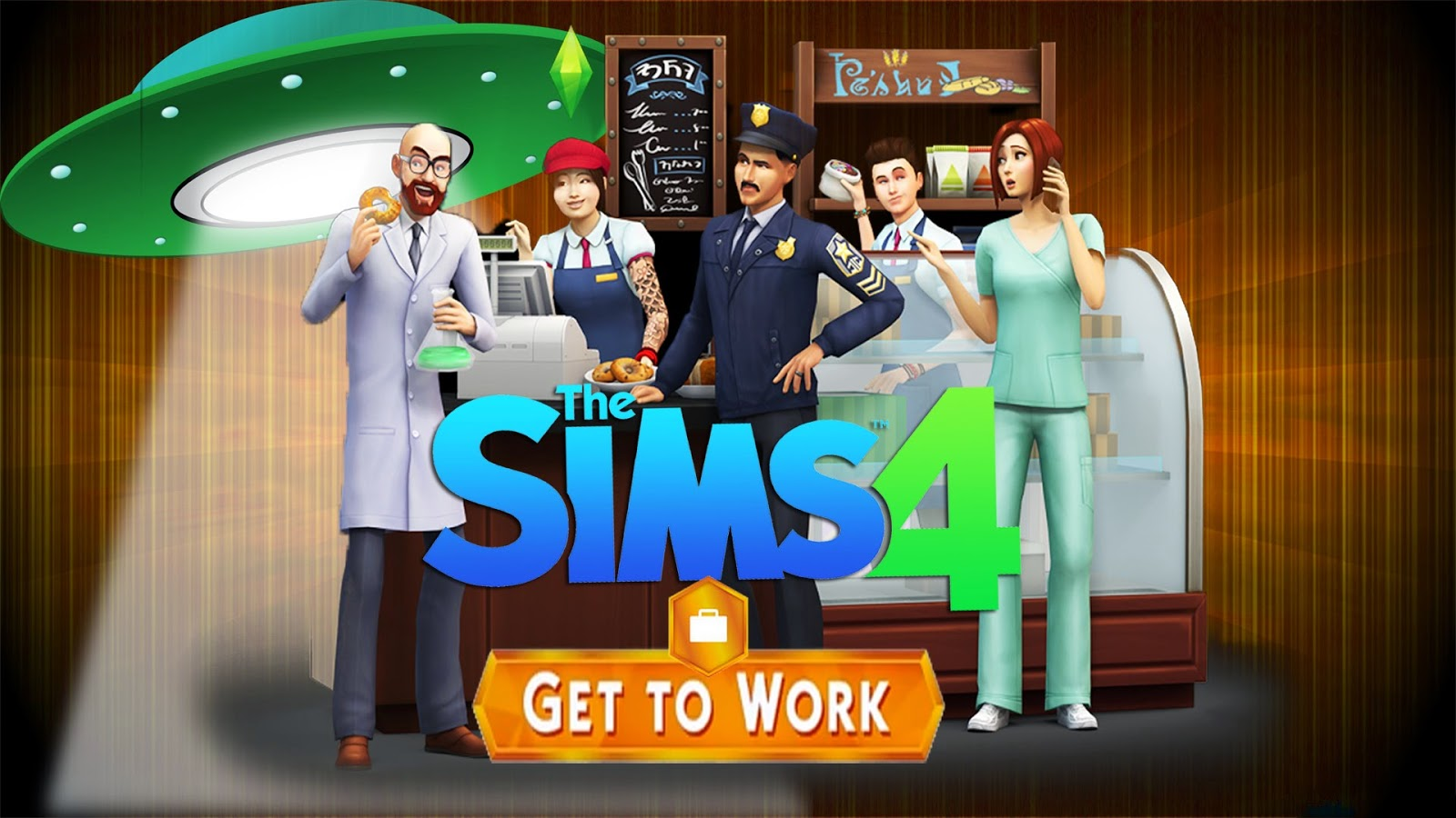 The Sims 4: Get to Work - [New] KeyGen