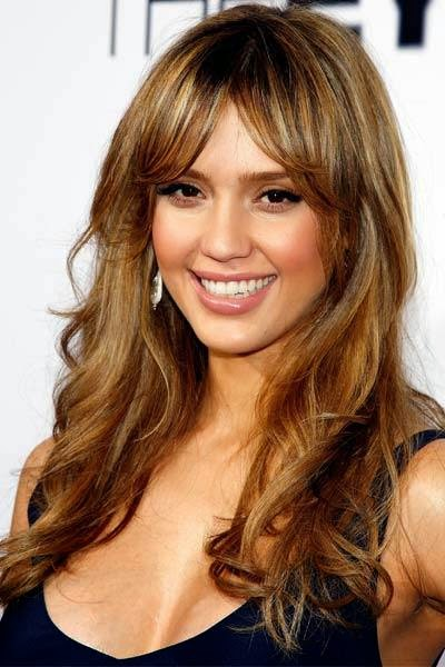 25 Peinados Pelo Largo En Capas Peinados cortes de pelo