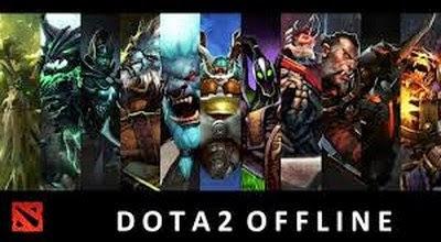 Cara Download Dan Bermain Game DOTA 2 Offline Untuk PC/Komputer