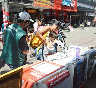 Mobilização contra dengue, chikungunya e zika em Teresópolis