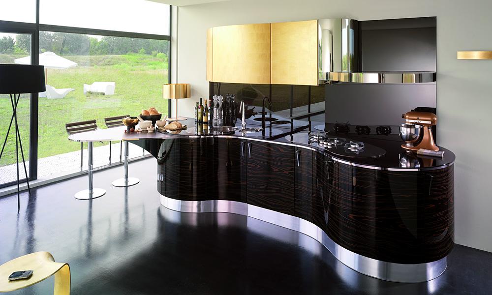 Un dise o flexible en la cocina cocinas con estilo for Muebles de cocina tipo isla