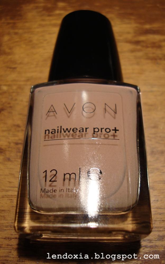 avon nailwear pro+ lak za nokte