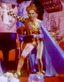 Mark Hamill as the Trickster from the 1990s The Flash tv series
