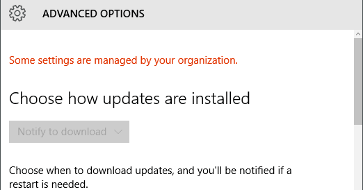 how to cancel windows 10 updates download