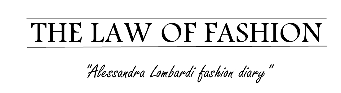 THE LAW OF FASHION