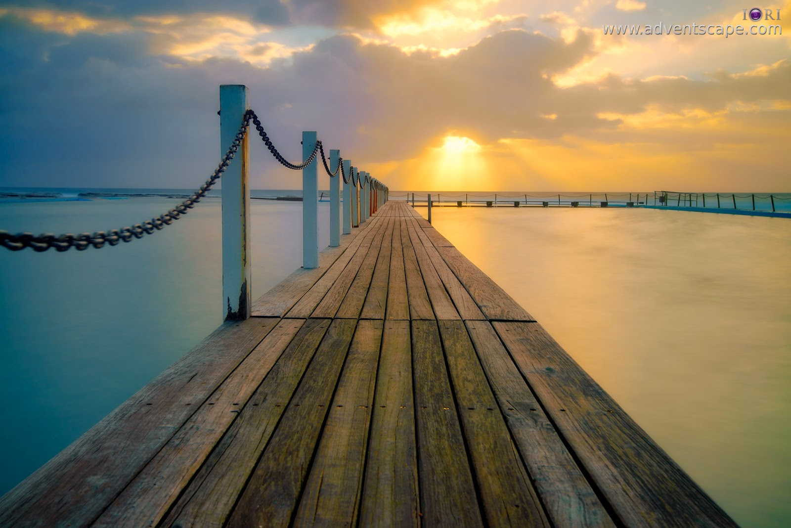 Australia, Australian Landscape Photographer, landscape, Narrabeen, New South Wales, Northern Beaches, NSW, Philip Avellana, rock pool, seascape, sunray