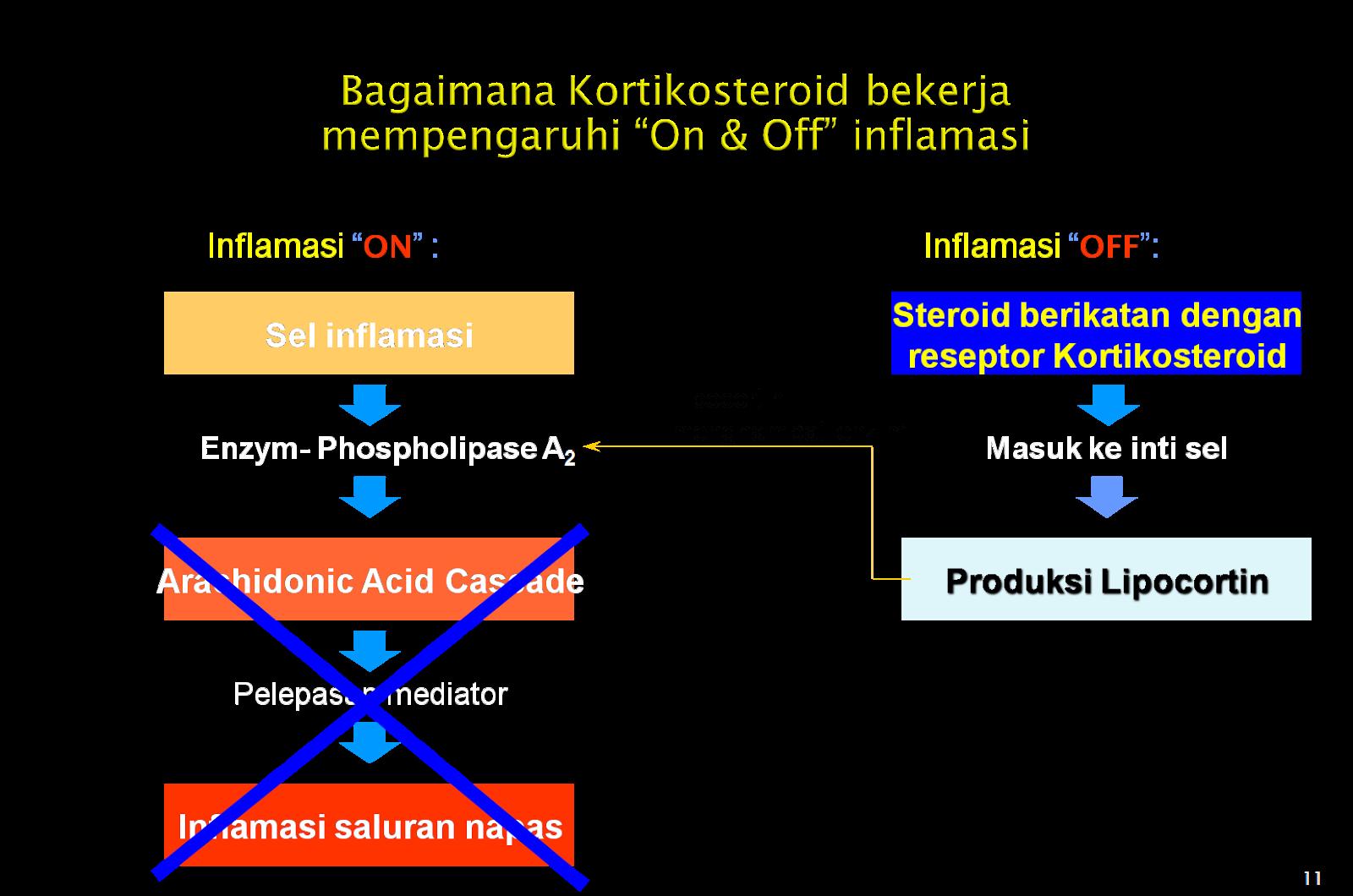 kortikosteroid inhalasi adalah