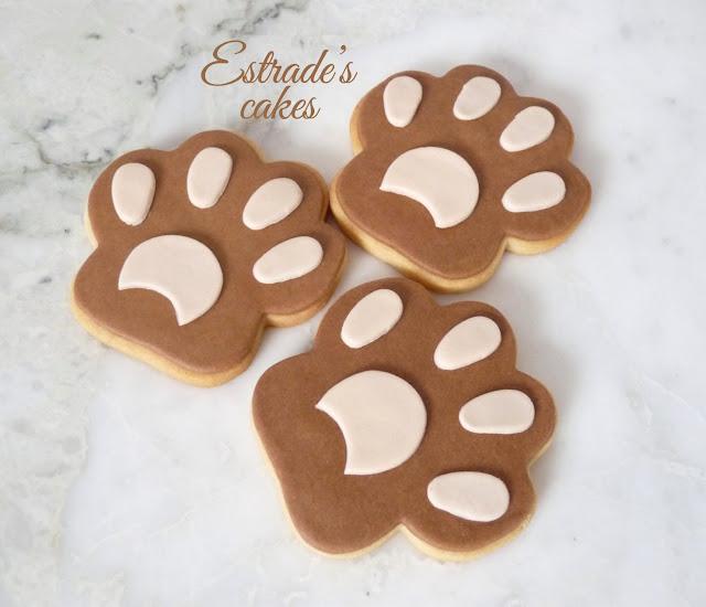 galletas de huellas 3