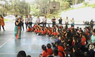 """Fundación """"El Niño Simón"""" Mérida presente en Cierres del Mes de la Educación Inicial"""