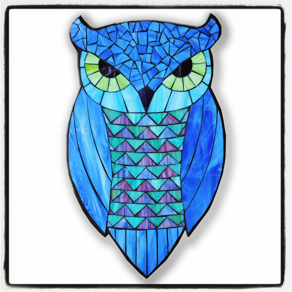 Blue Horned Owl