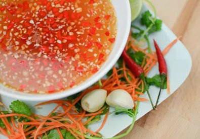Vietnamese Food - Gỏi đu đủ xanh tôm thịt