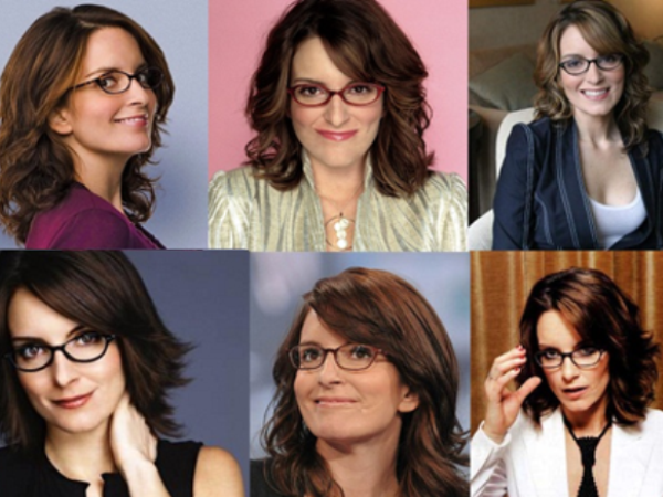 Tina Fey's Journey With Her Signature Reading Glasses.