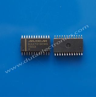Jual IC MAX7219CWG (SOP-24 PIN)