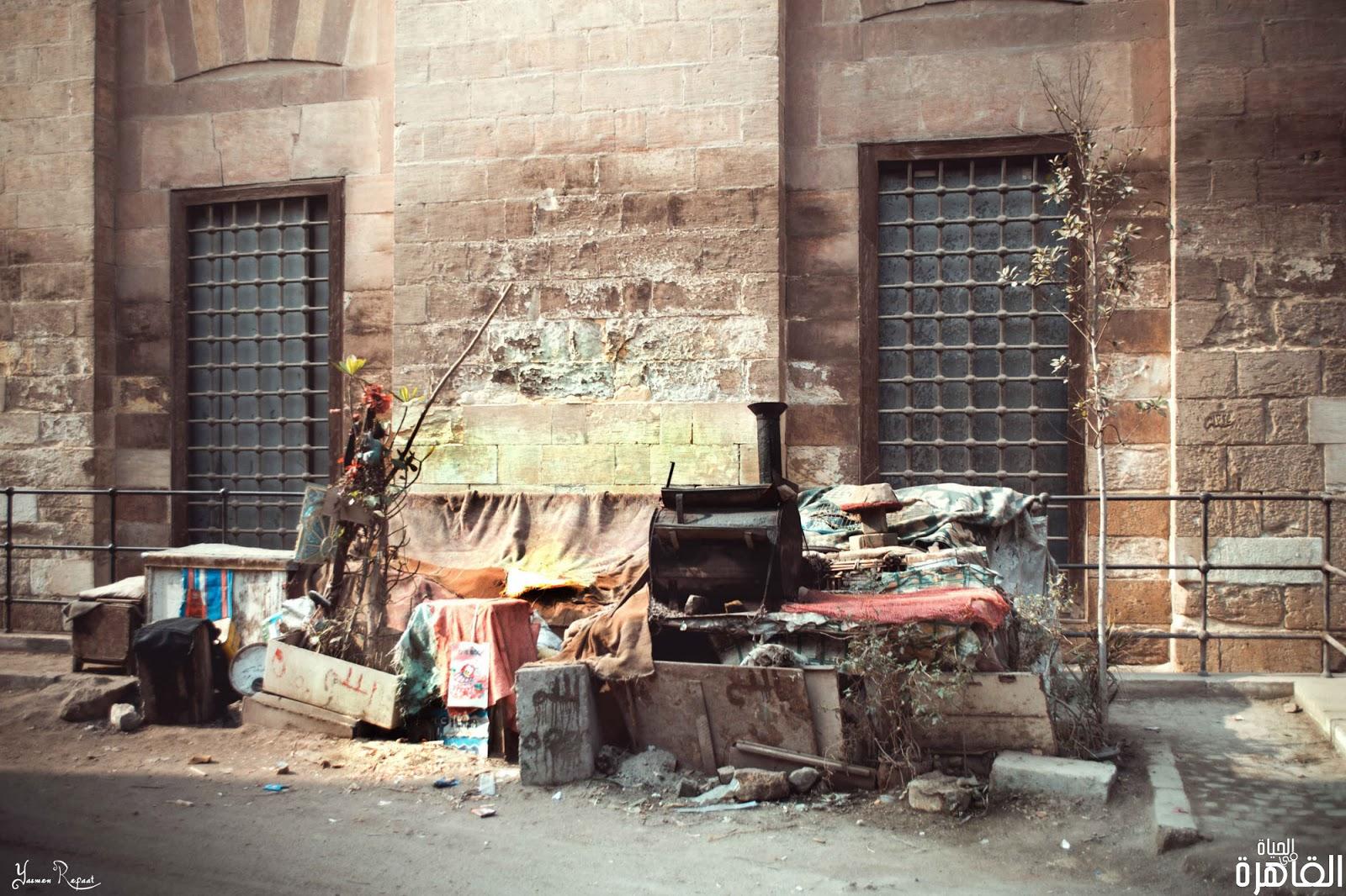 الحياة في القاهرة - الدرب المدفون