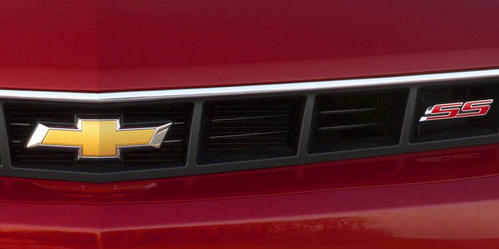 El nuevo ChevroletCamaro SS ya se deja ver (aunque sólo sea la parte ...
