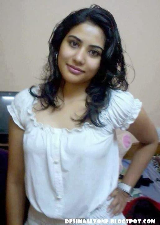 Sri Divya Hottest Indian Girl In Home Alone
