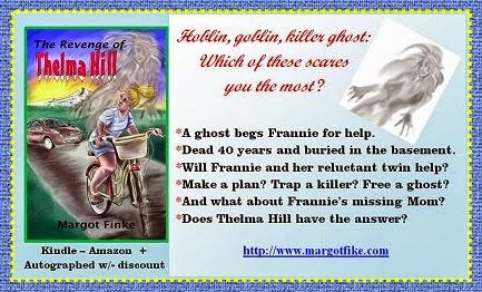 CHILL. . . with the GHOST of THELMA HILL