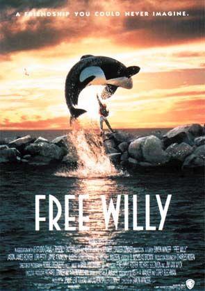 Filme Free Willy   Dublado