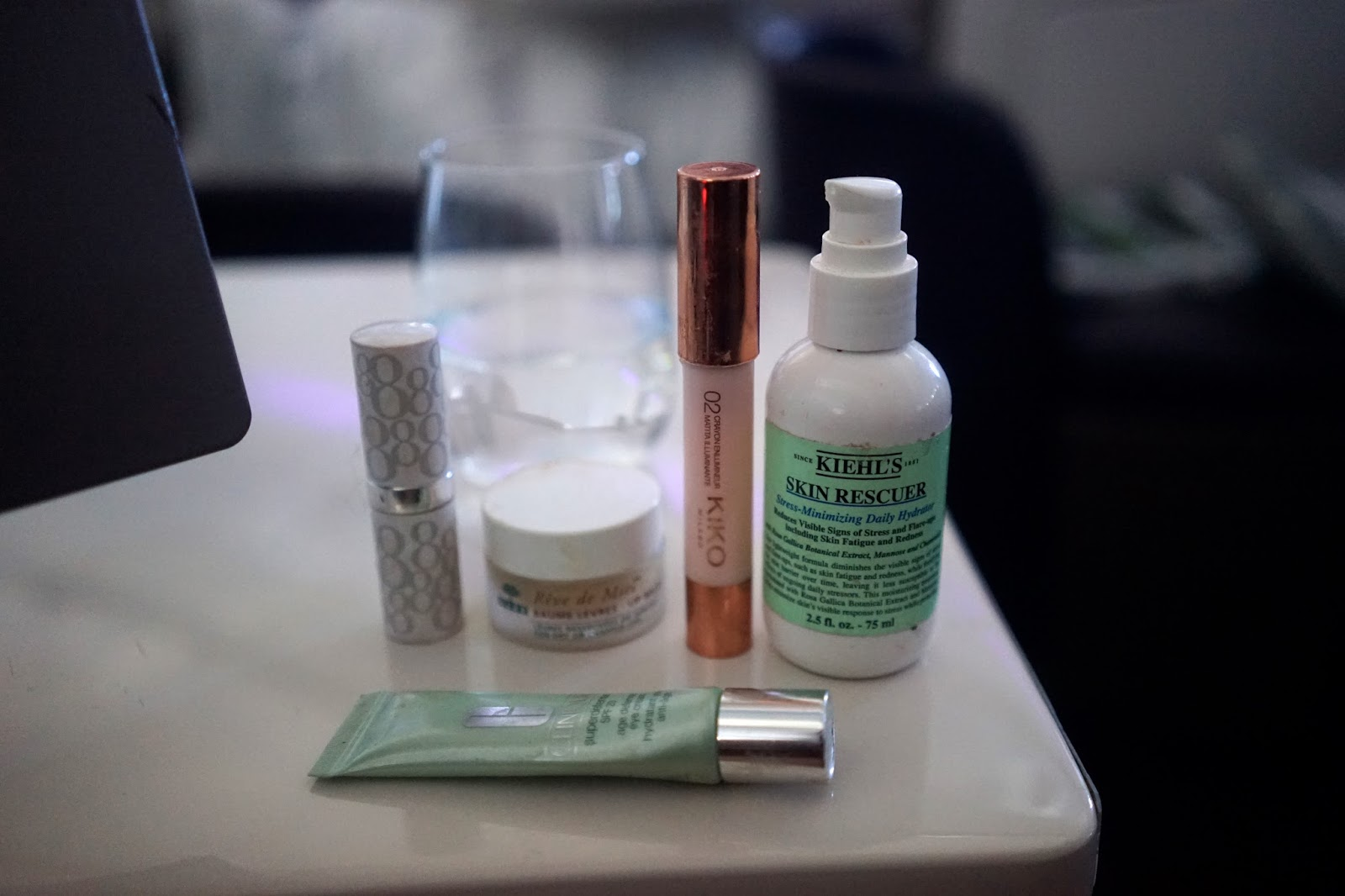 long haul flight products