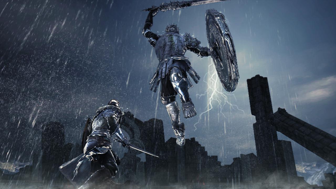 Dark Souls II game screenshots