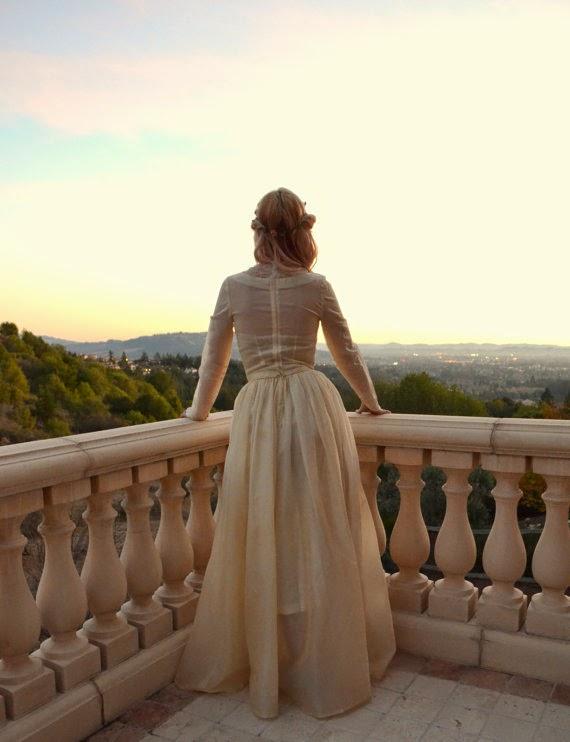 Vintage Wedding Dress - Affordable 1940s Wedding Dresses