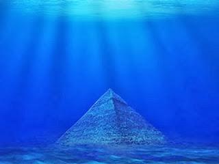 Underwater Pyramids, Bermuda Triangle Pyramids, Pyramids Found Hoax, Crystal Pyramids, Giant Pyramids, Glass Pyramids,
