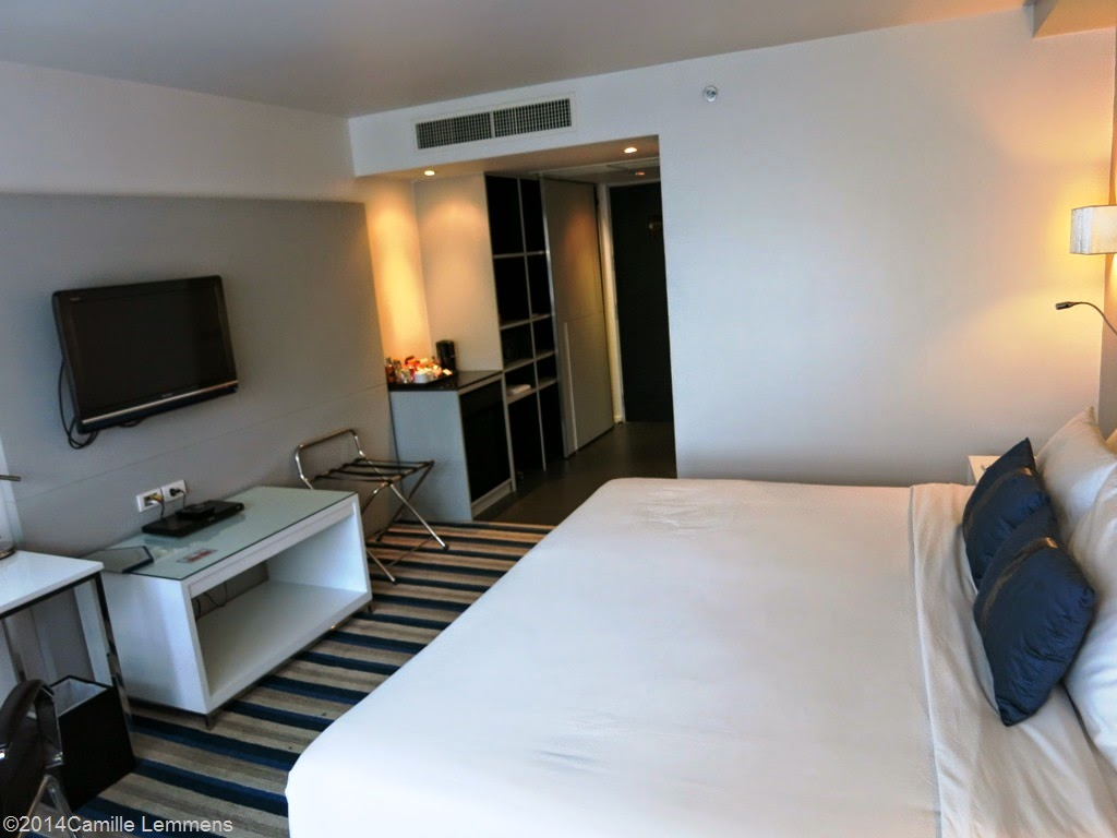 Best Western Suk 20, Guest room