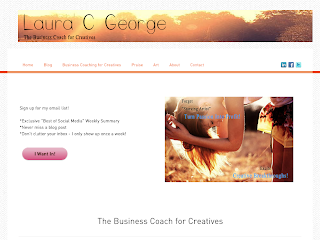 Laura C George | Business Coaching for Creatives