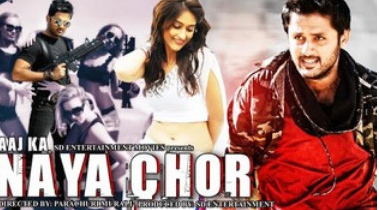 Aaj Ka Naya Chor 2015 Hindi Dubbed DVDrip Full Movie 300mb Download