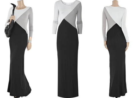 Long Sleeve Maxi Dress on Maxi Dress  Dip Dyed  Com For The Milly Gustavia Dip Dyed Maxi Dress