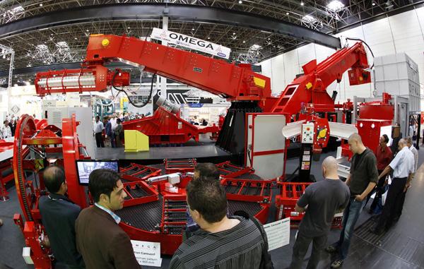 デュッセルドルフ国際鋳造機材専門見本市