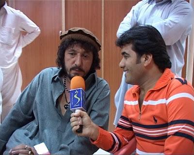 Muhammad Hussain Swati Pashto Actor Picture